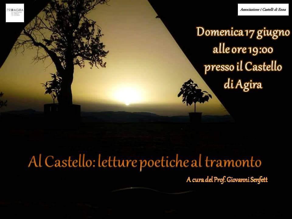 Letture poetiche al Castello